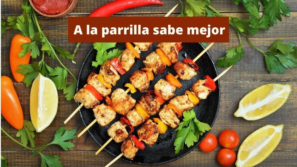 Imagen de portada del blog A La Parrilla