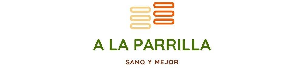 logo sencillo de A La Parrilla de alaparrilla.es